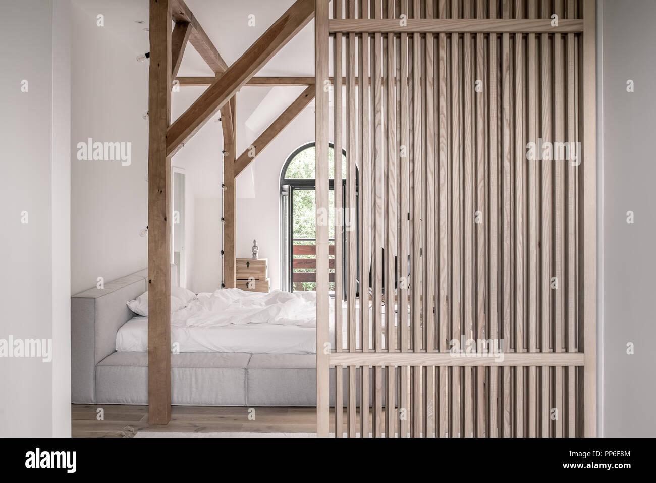 Pavimenti Camere Da Letto Moderne camere da letto moderne con pareti bianche, pavimenti in