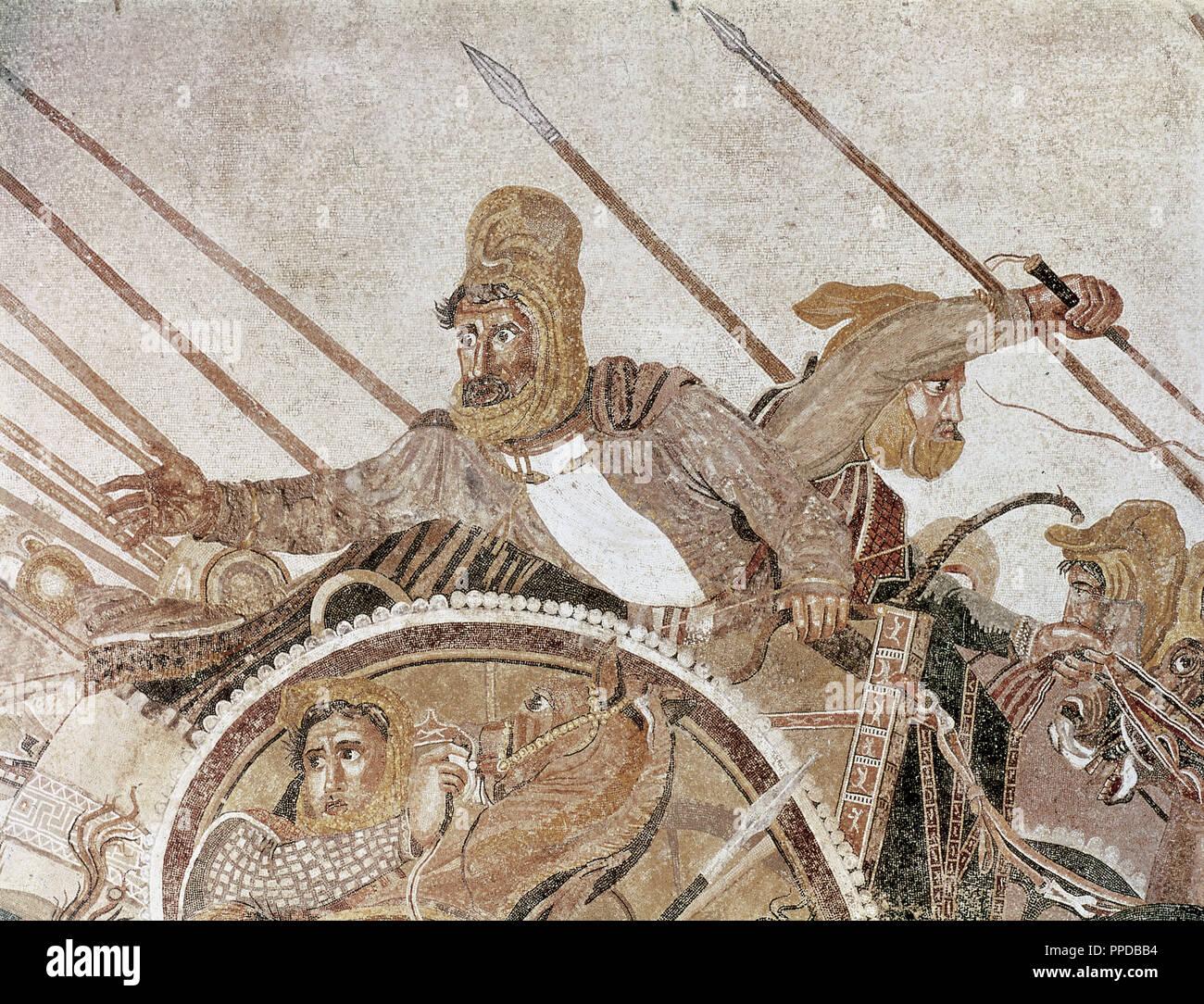 Dario Iii Ca 380ð330 Bc Anche Noto Con Il Suo Nome Di Codomannus