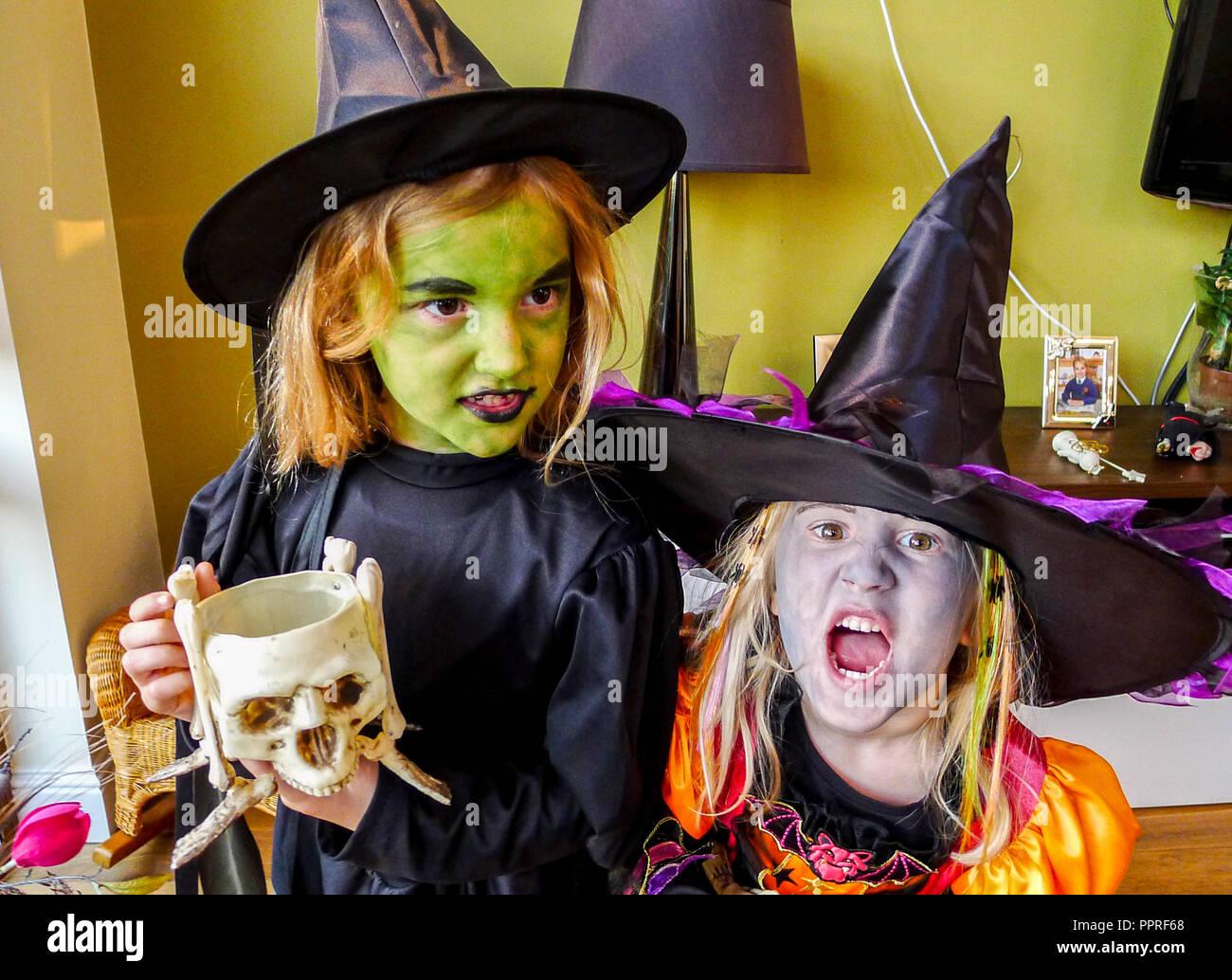 Pretty Pozione Strega Donna Costume streghe Adulti Costume Di Halloween Vestito