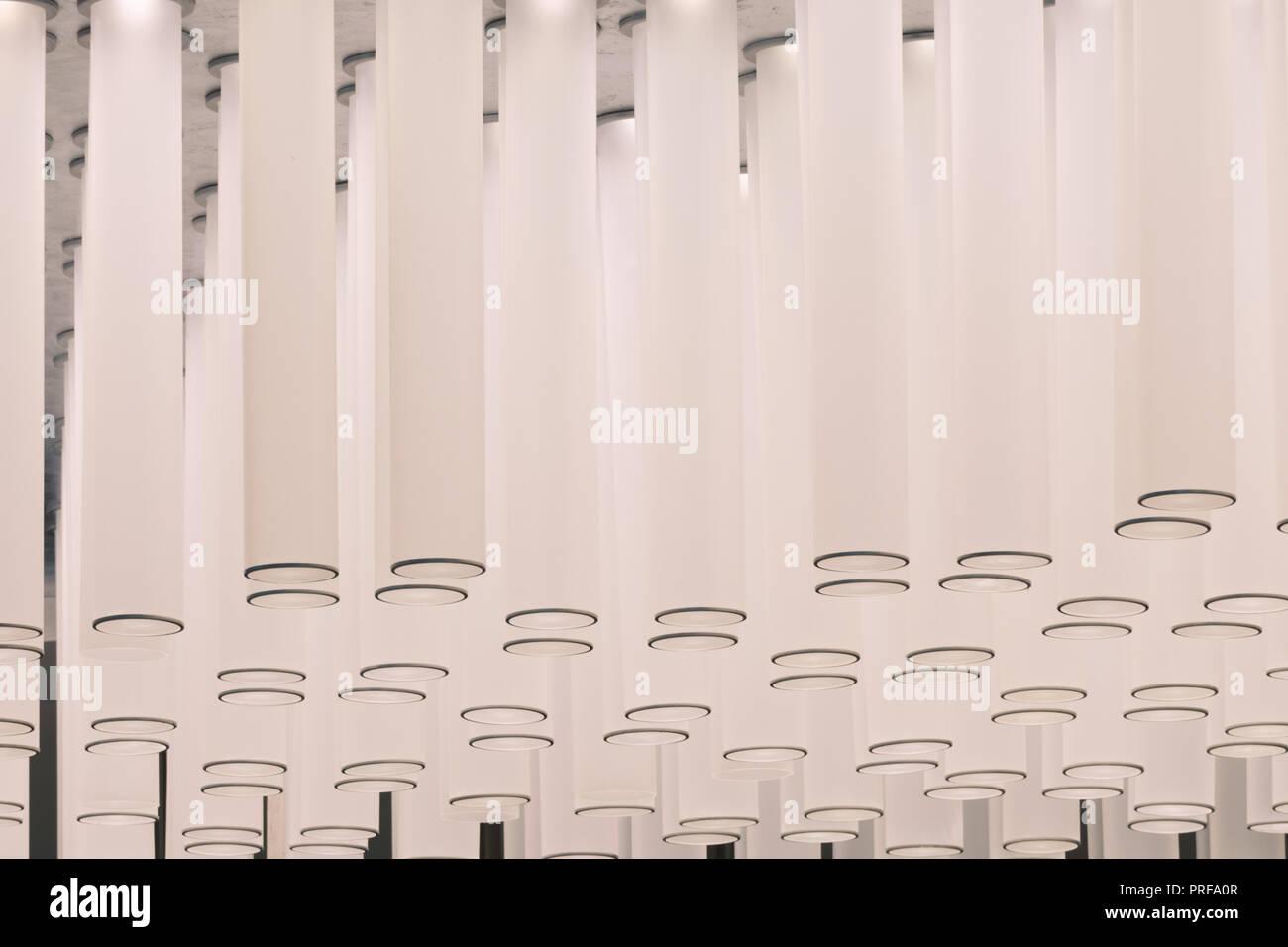 Illuminazione di design di interni appendere lampada da soffitto