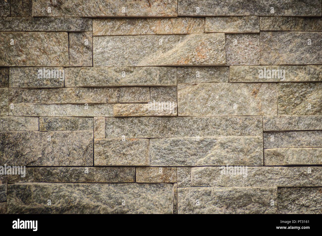 Bellissimo modello della vecchia pietra decorativa parete dello sfondo vintage muro di pietra - Pietra decorativa interni ...