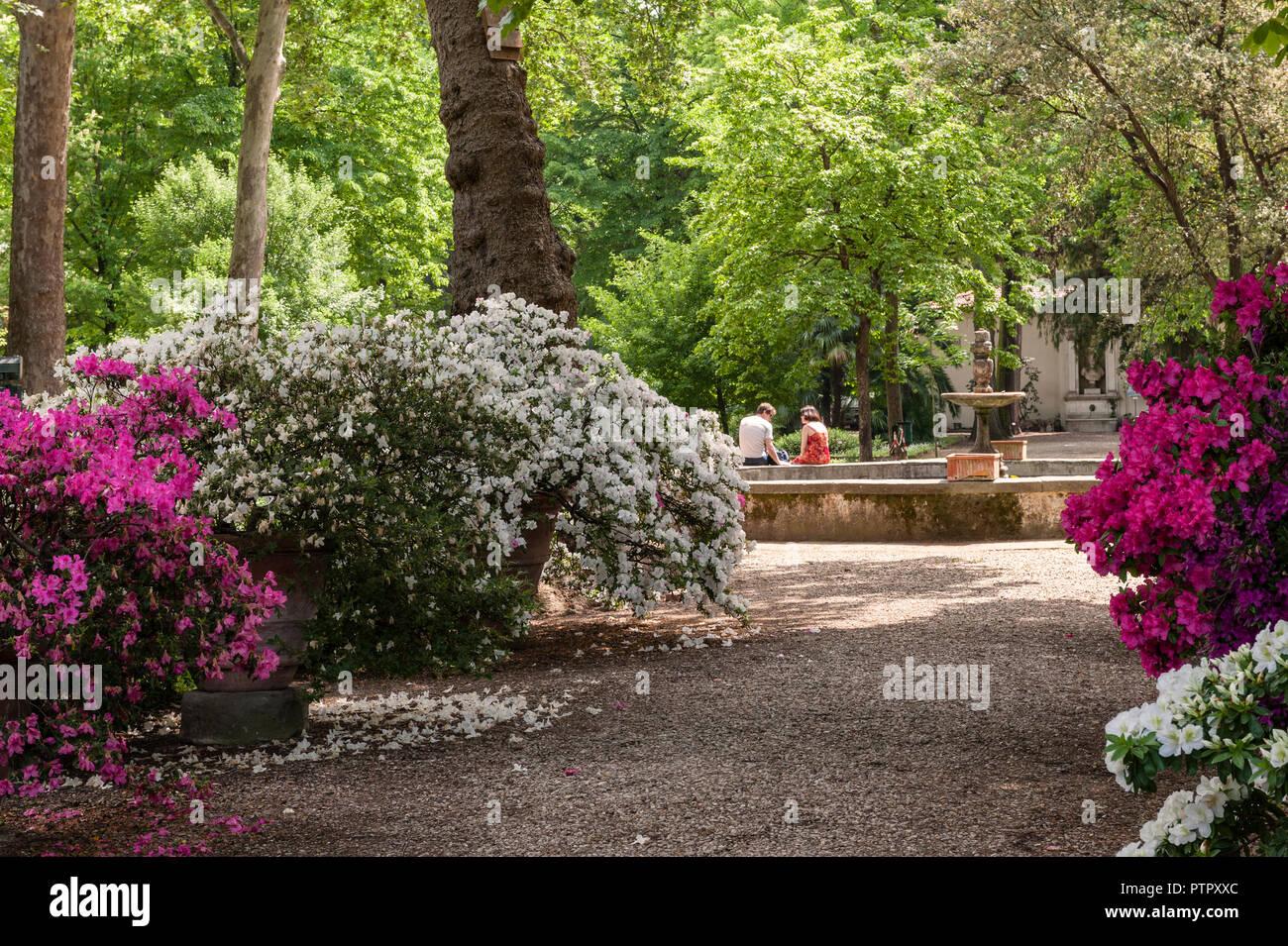 Firenze pasquetta con caccia al «tesoro botanico al giardino