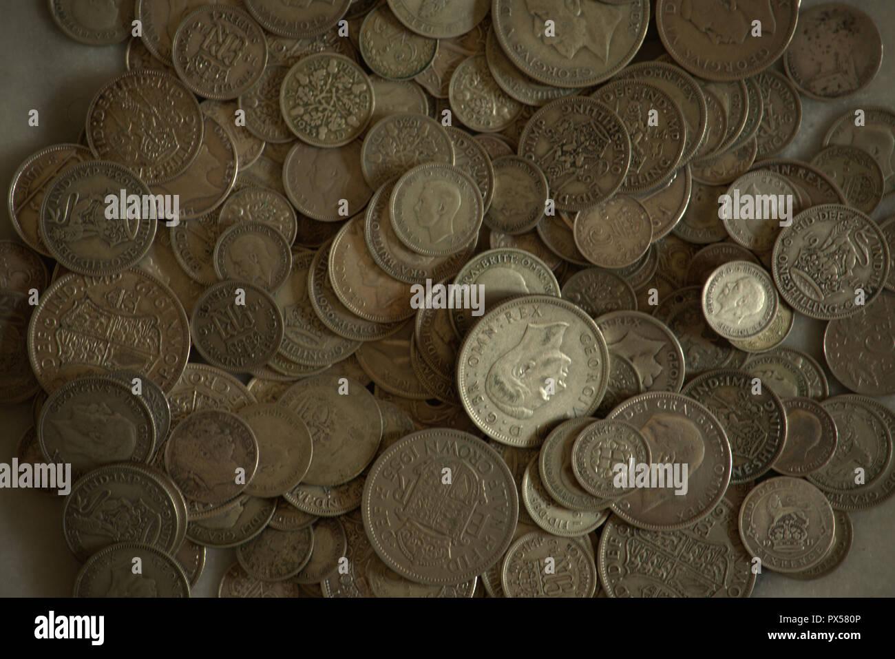 Datazione banconote britanniche