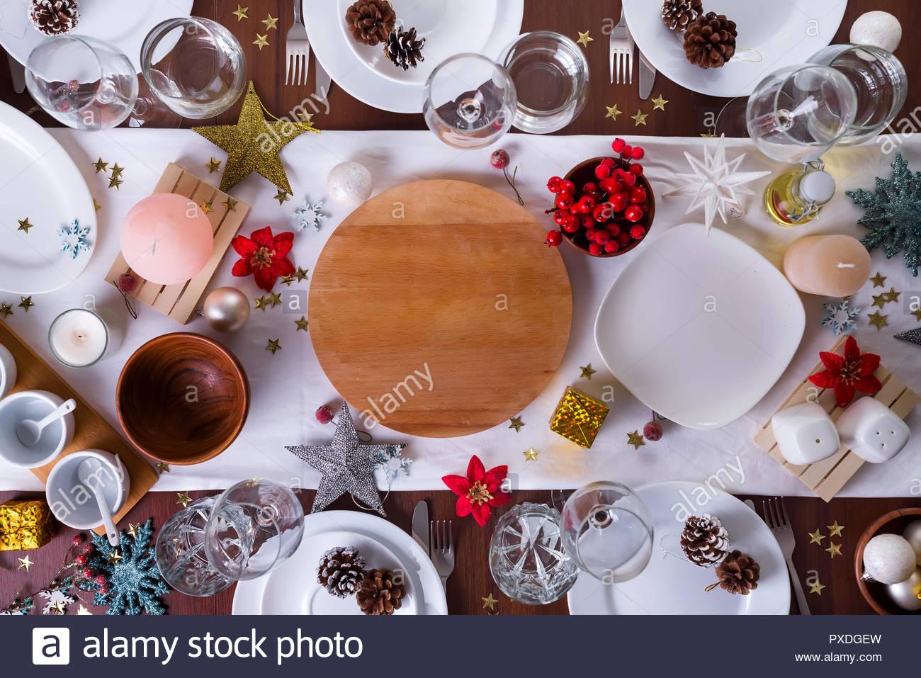 Decorazioni Da Tavola Per Natale : Oggetti per il servizio da tavola e decorazioni per servire per