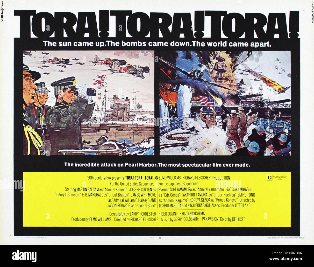 Tora Tora Tora A Surprise Attack On Pearl Harbor Begins Youtube
