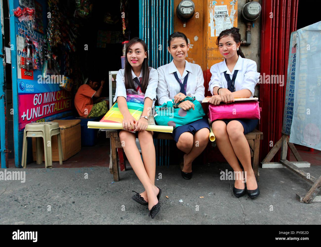 Teenager sesso Filippine