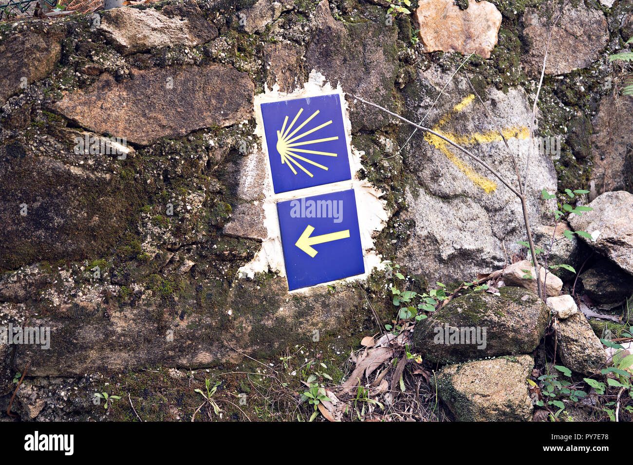 On the way to santiago de compostela immagini on the way to