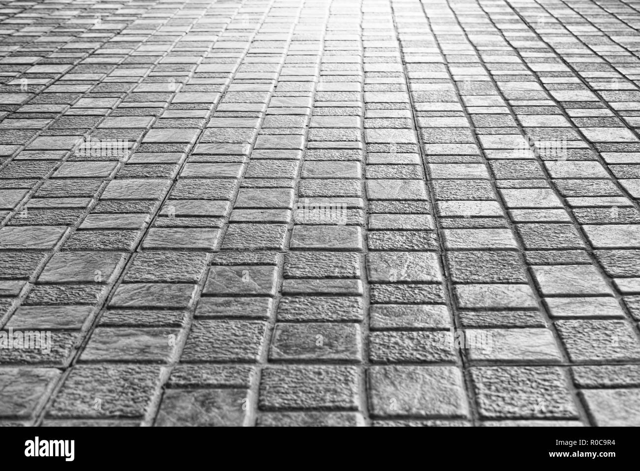 Concrete pavement tile immagini & concrete pavement tile fotos stock