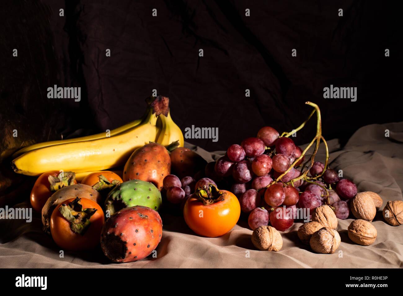Frutta Mista Immagini Stock