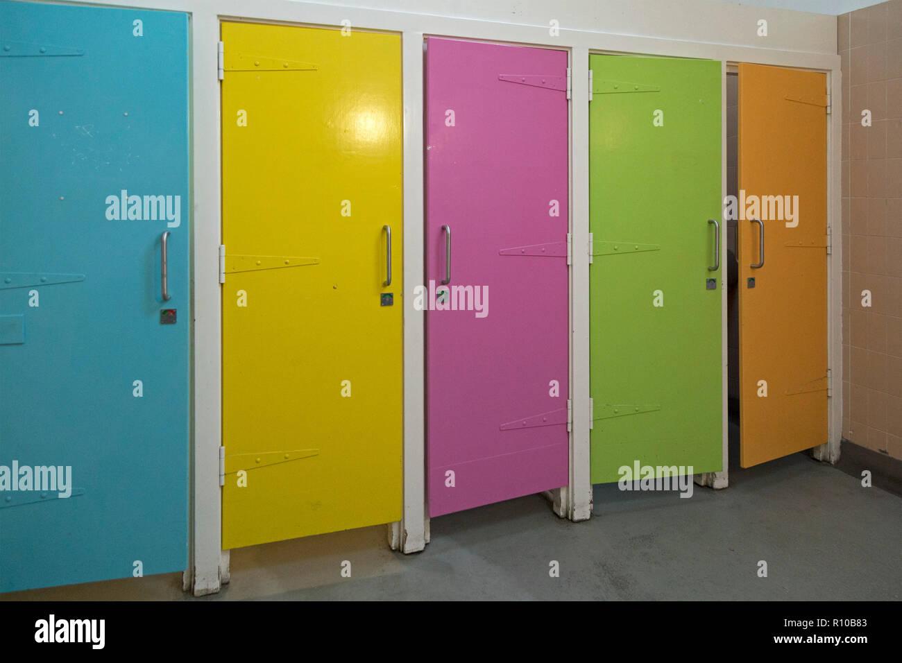 Herrentoiletten, St. Ives, Cornwall, Inghilterra, Großbritannien | uomini di toilette, St. Ives, Cornwall, Inghilterra, Gran Bretagna Immagini Stock