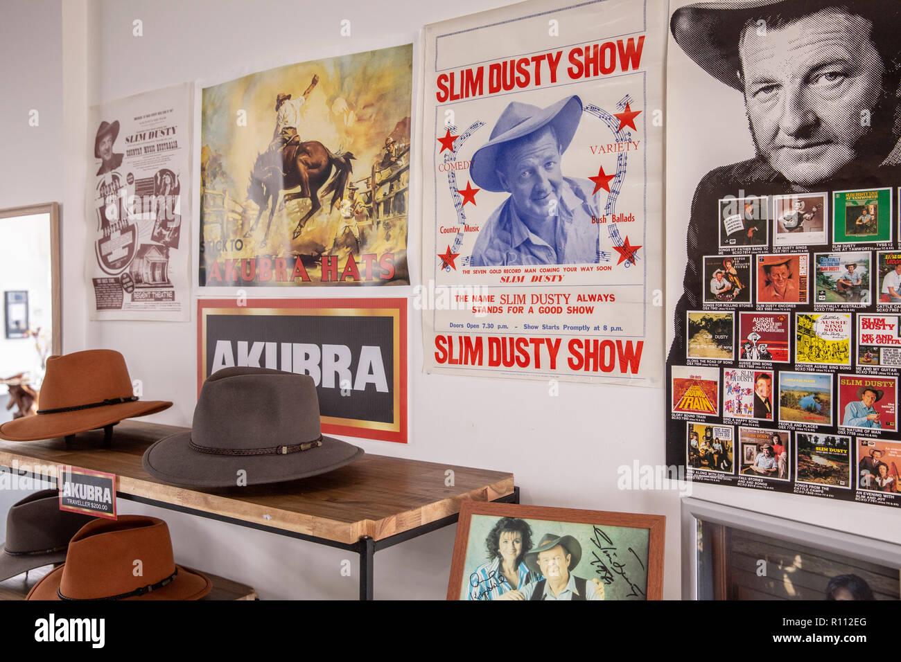Slim conferenza polverosi visitor center vicino a Kempsey regionale nel Nuovo Galles del Sud, Australia Immagini Stock