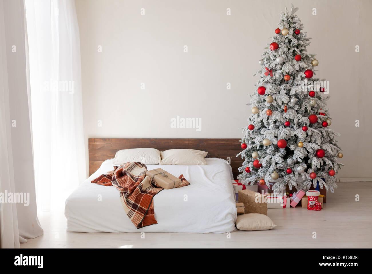 Camera Matrimoniale In Regalo.Camera Da Letto Regali Di Natale Vacanze Di Capodanno Tree Foto