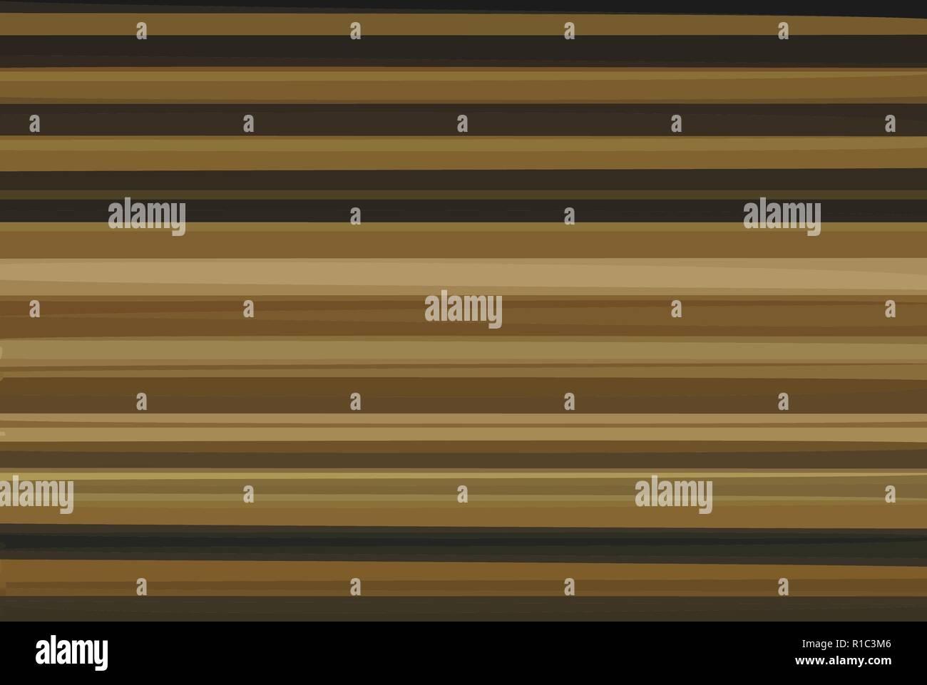 Abstract silken marrone con sfondo liscio e linee fluide Immagini Stock