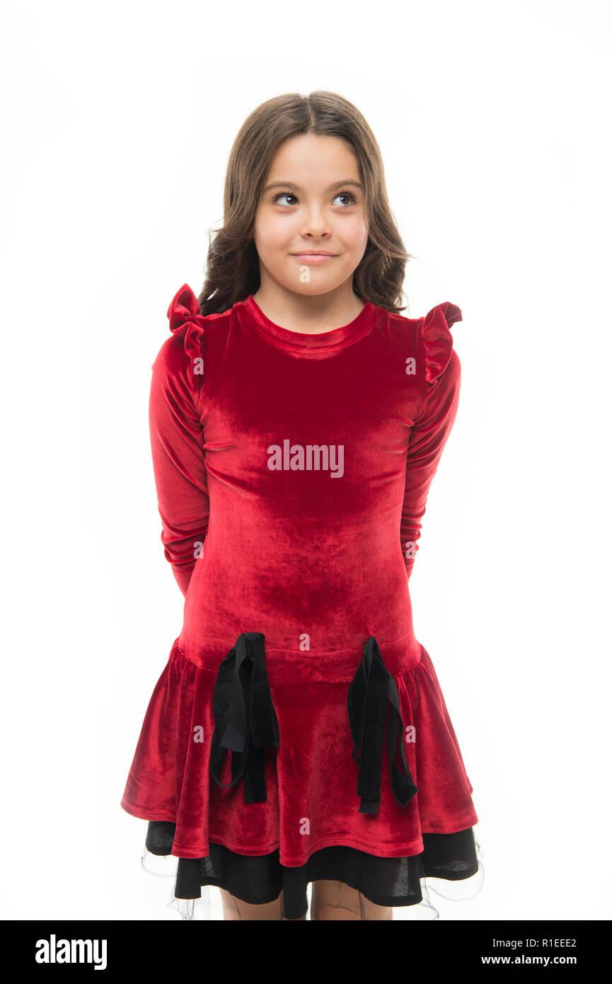 new style b5991 28482 Il concetto di moda. Kid adorabili sorridente in posa di ...
