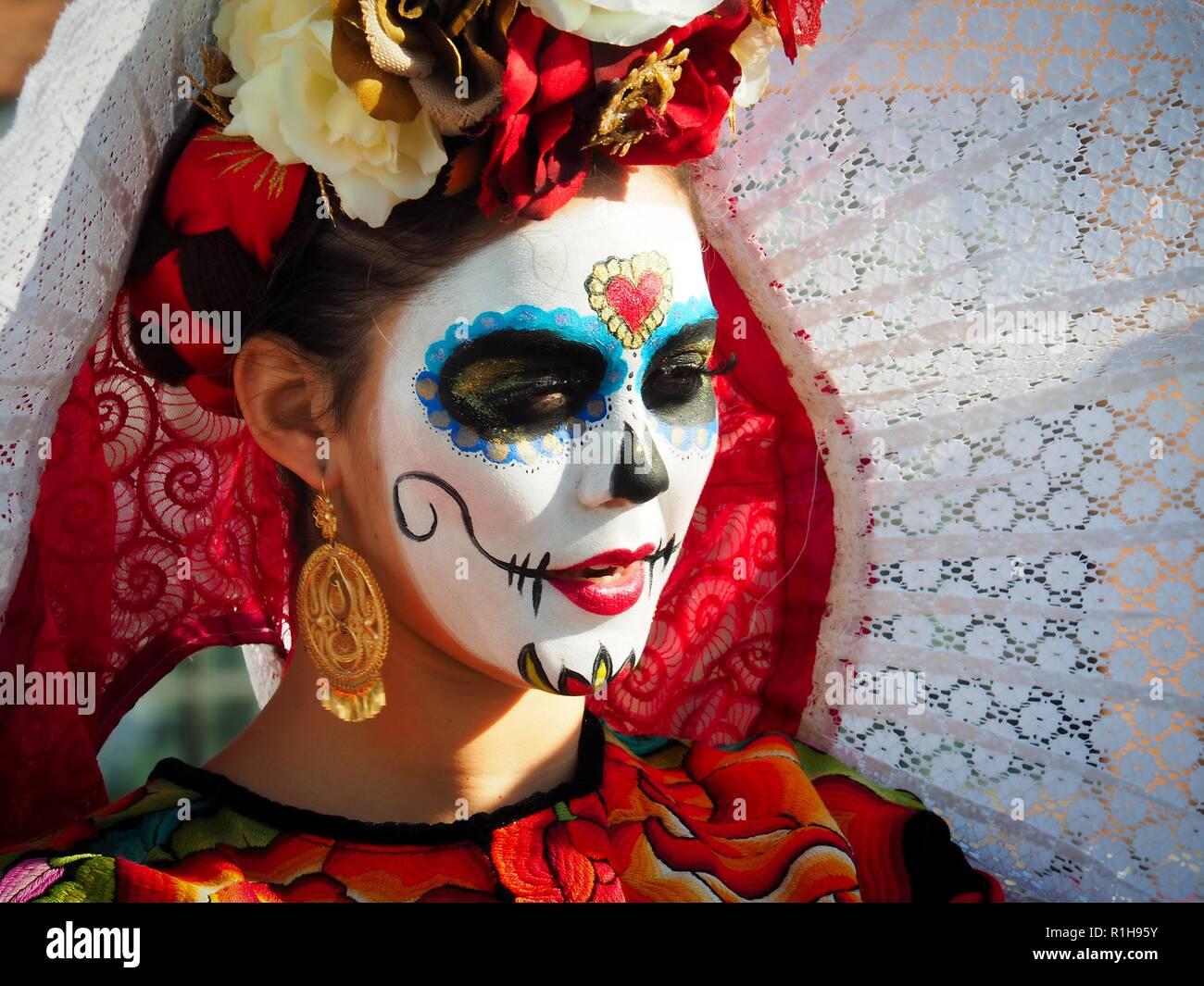 Día de los Muertos Foto Stock