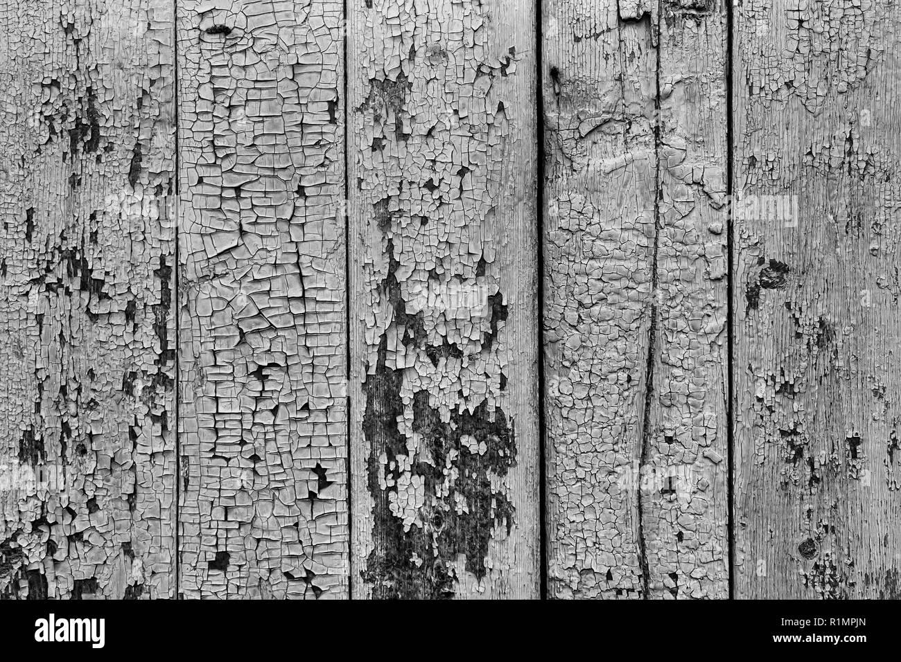 Legno Bianco E Nero : In bianco e nero legname muro legno sfondo plank vecchio