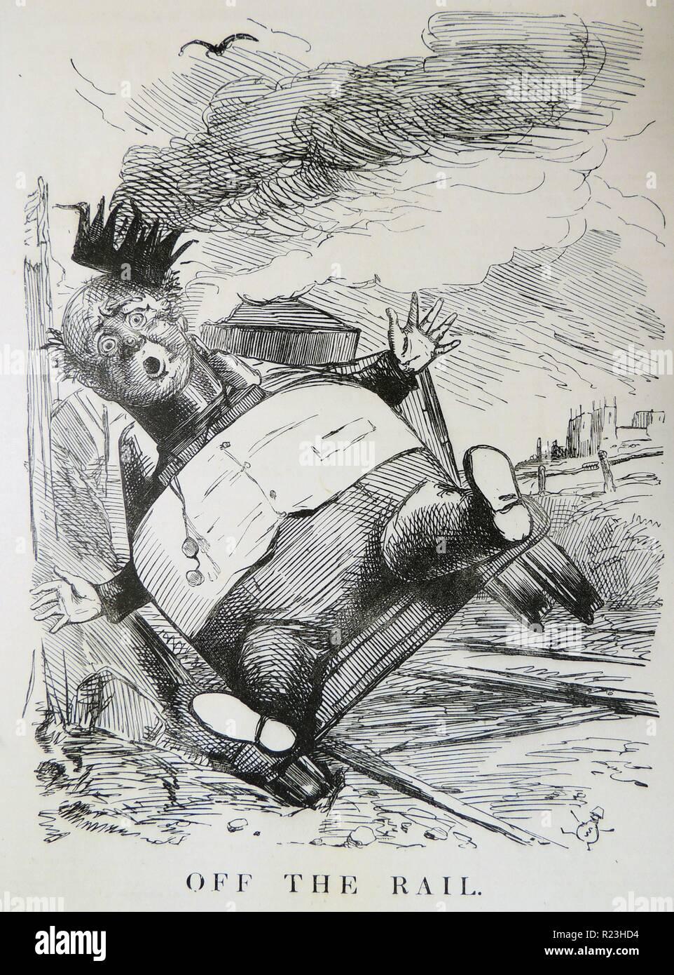 George hudson 1800 1871 la ferrovia re. finanziere inglese e