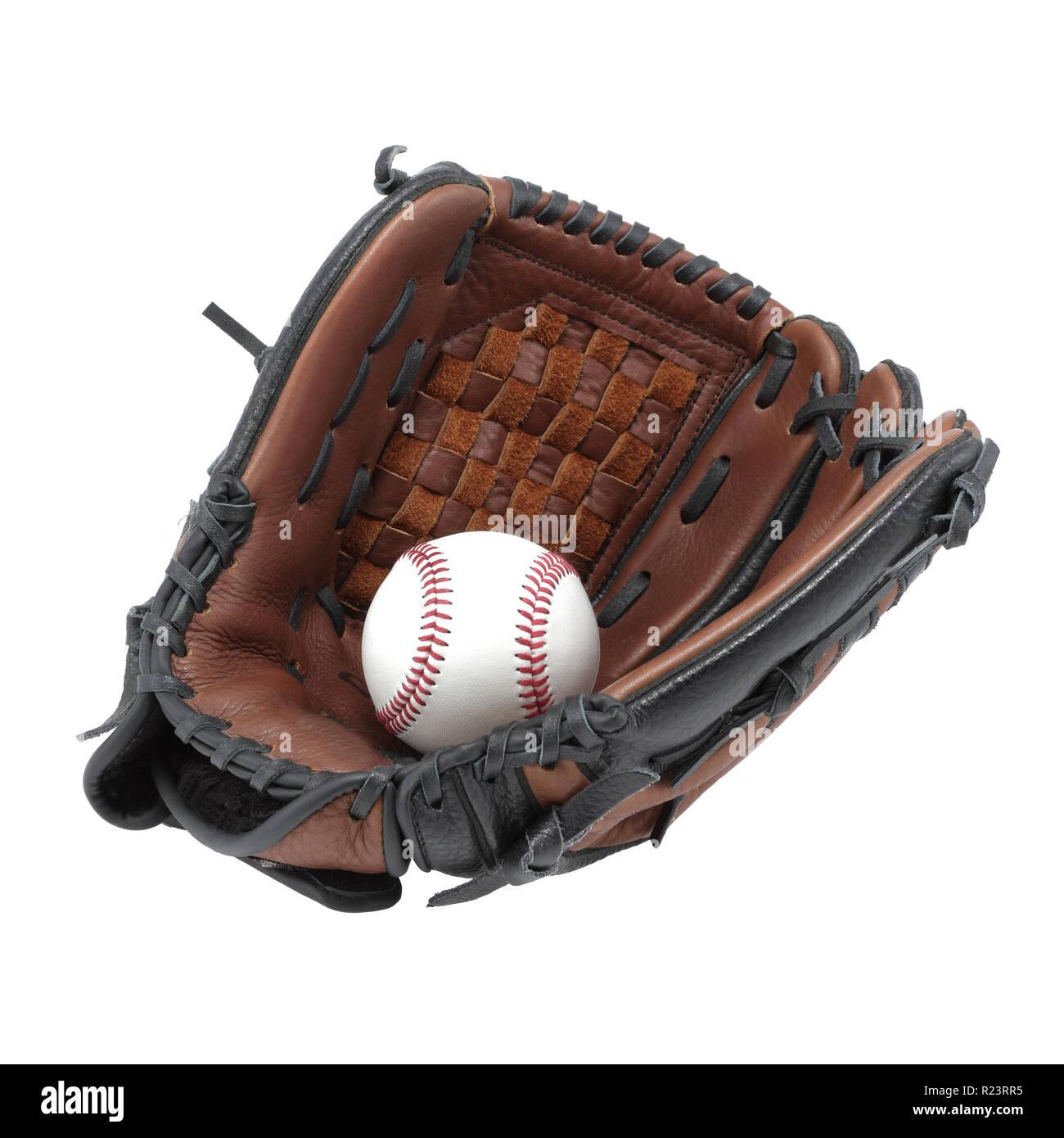 softball e giocatori di baseball datati