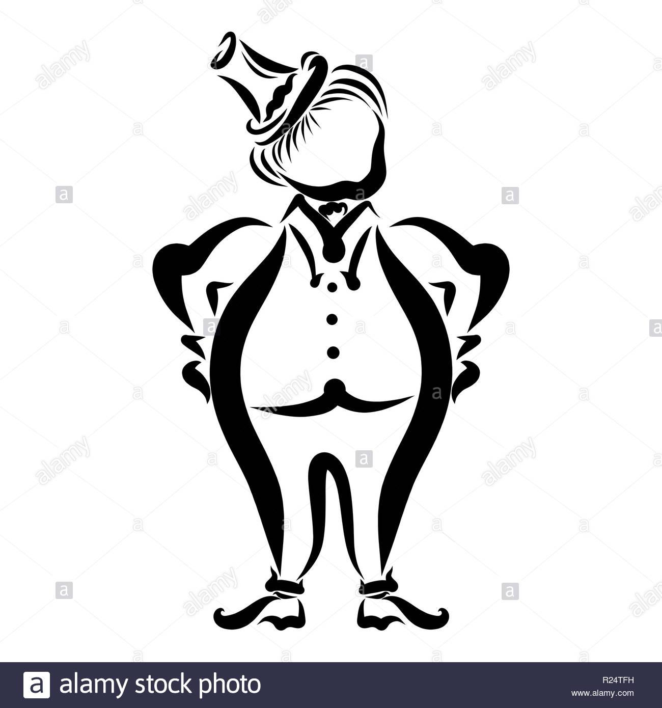 Fat Banker Immagini   Fat Banker Fotos Stock - Alamy f41f9cb5c193