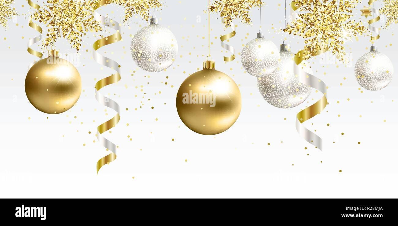 Siti Di Natale.Modello Senza Giunture Decorazioni Di Natale Per Il Sito
