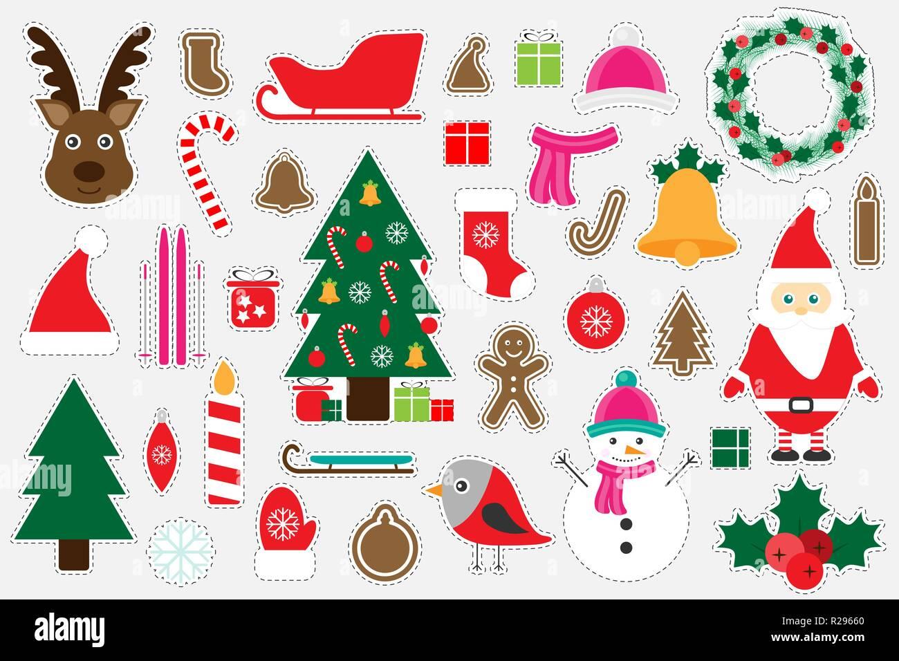 Immagini Di Natale Per Bambini Colorate.Colorate Diverse Foto Di Natale Per I Bambini Divertente