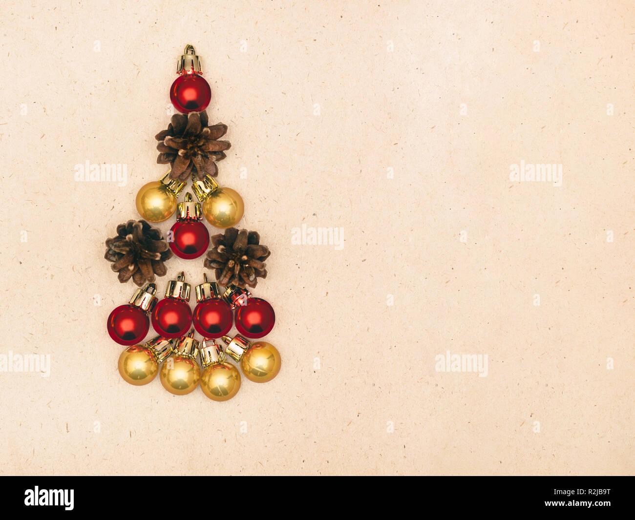 Immagini Piccole Di Natale.Decorative Dei Giocattoli Di Natale Piatto Foto Laici Molte