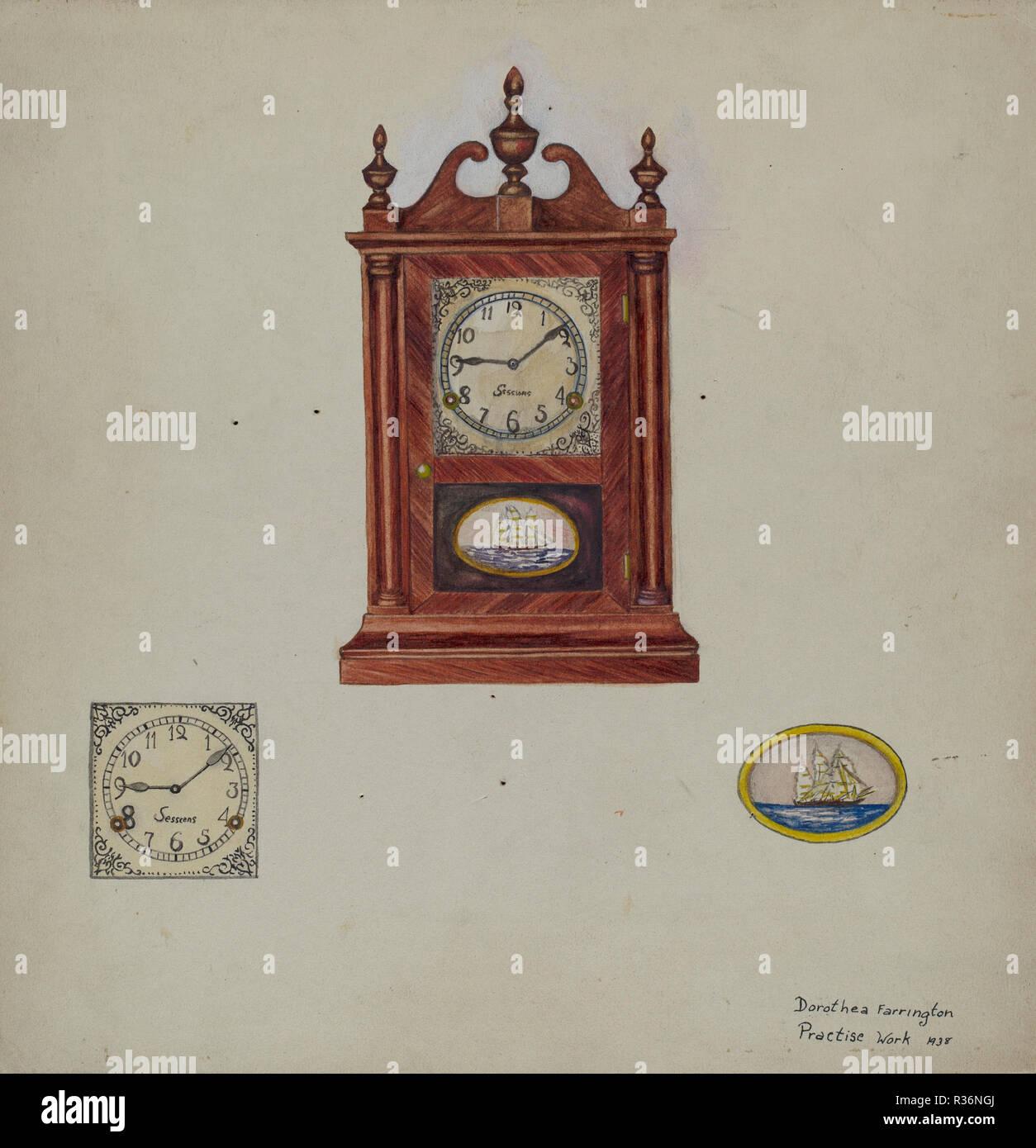 Seth Thomas orologi datazione gratuito senza tasse datazione