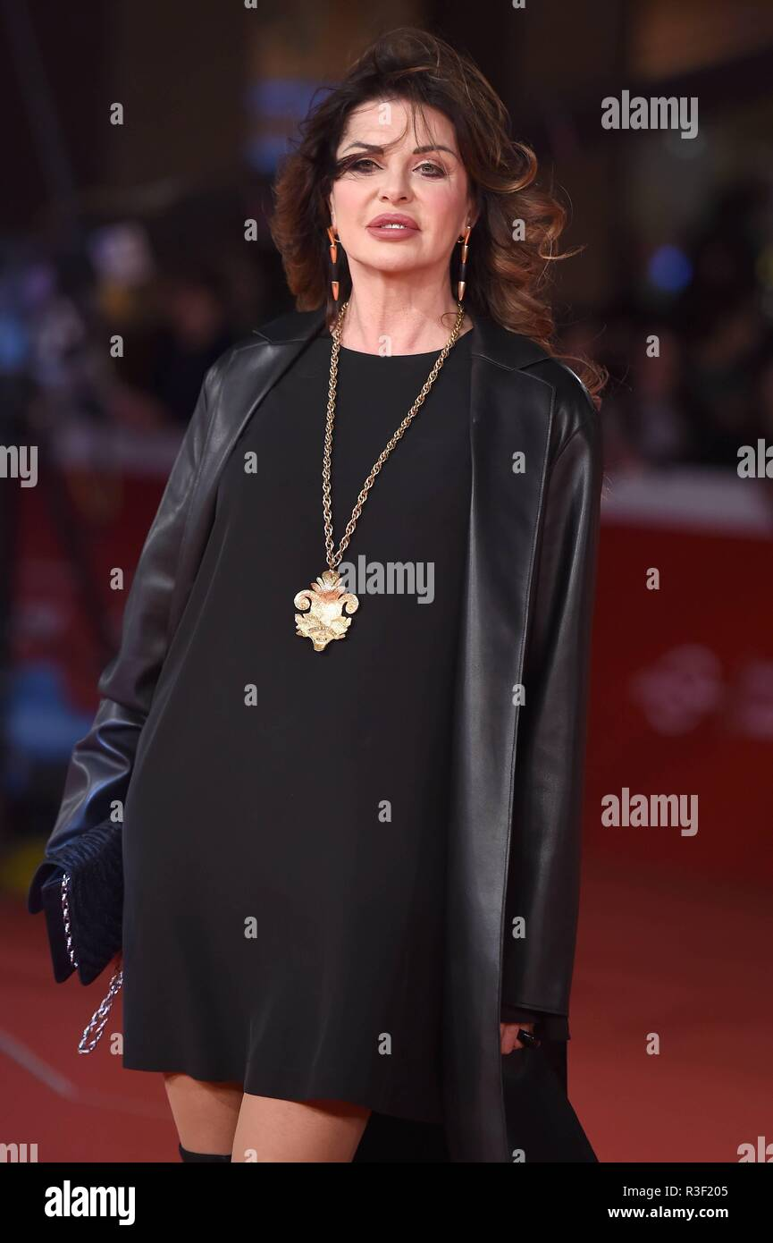 Roma Film Festival - Lifetime Achievement Award con: Alba Parietti dove: Roma, Italia Quando: 22 Ott 2018 Credit: IPA/WENN.com * * disponibile solo per la pubblicazione in UK, USA, Germania, Austria, Svizzera** Immagini Stock