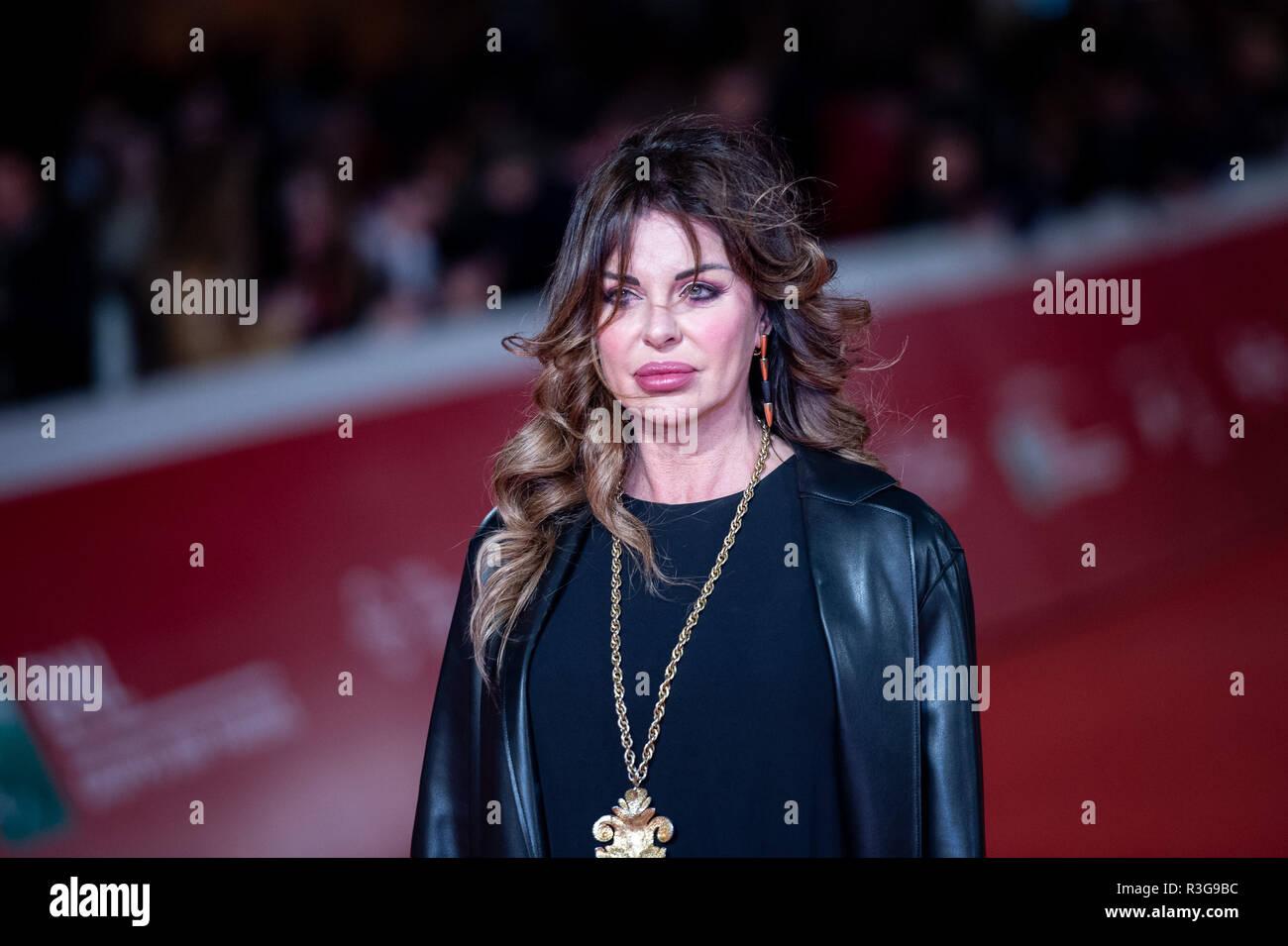 Roma Film Festival - Lifetime Achievement Award con: Alba Parietti dove: Roma, Italia Quando: 22 Ott 2018 Credit: WENN.com Immagini Stock