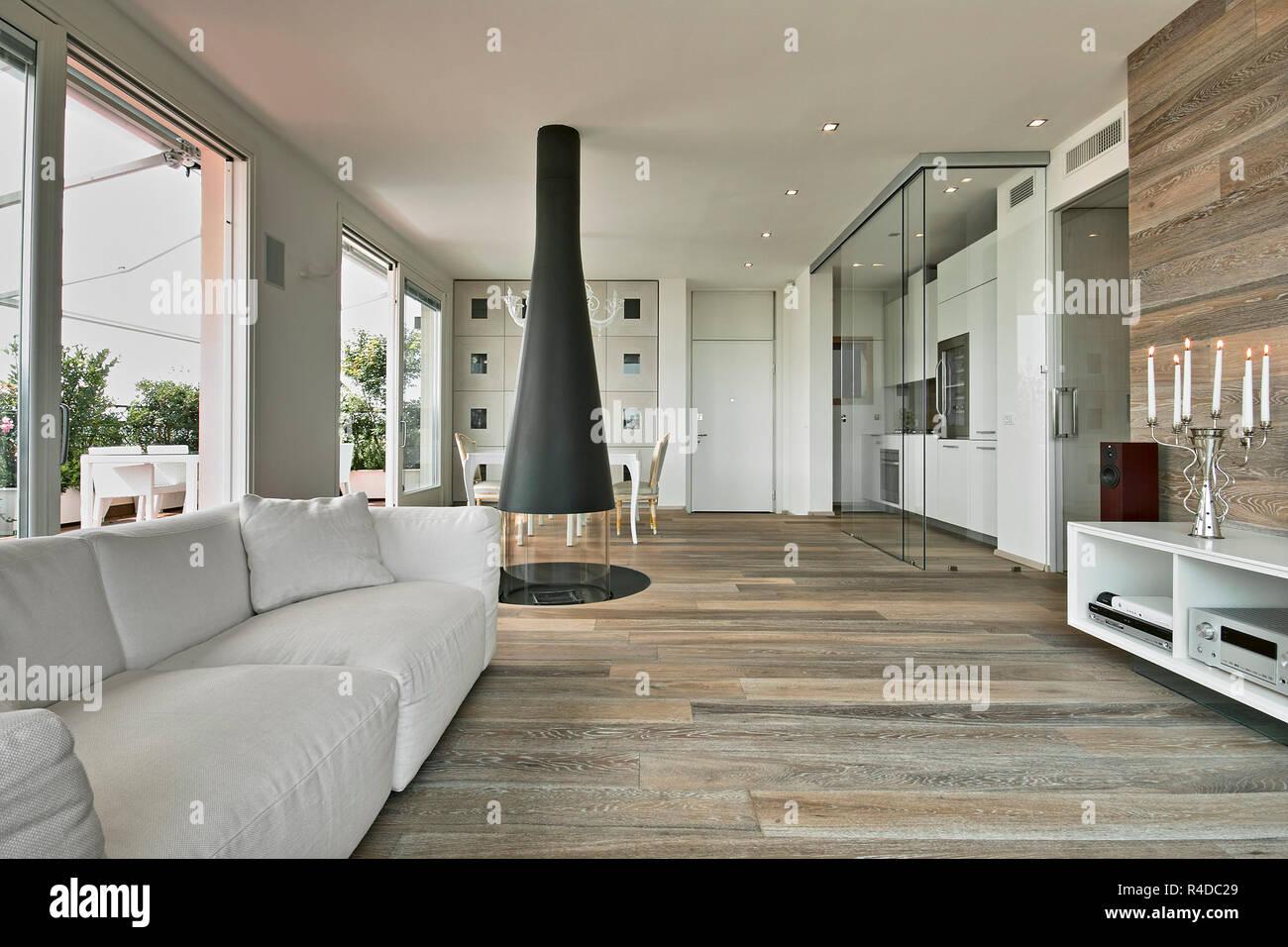 Arredamento Soggiorno Moderno Di Lusso.Arredamento Orizzontale Interno Casa Interni Soggiorno