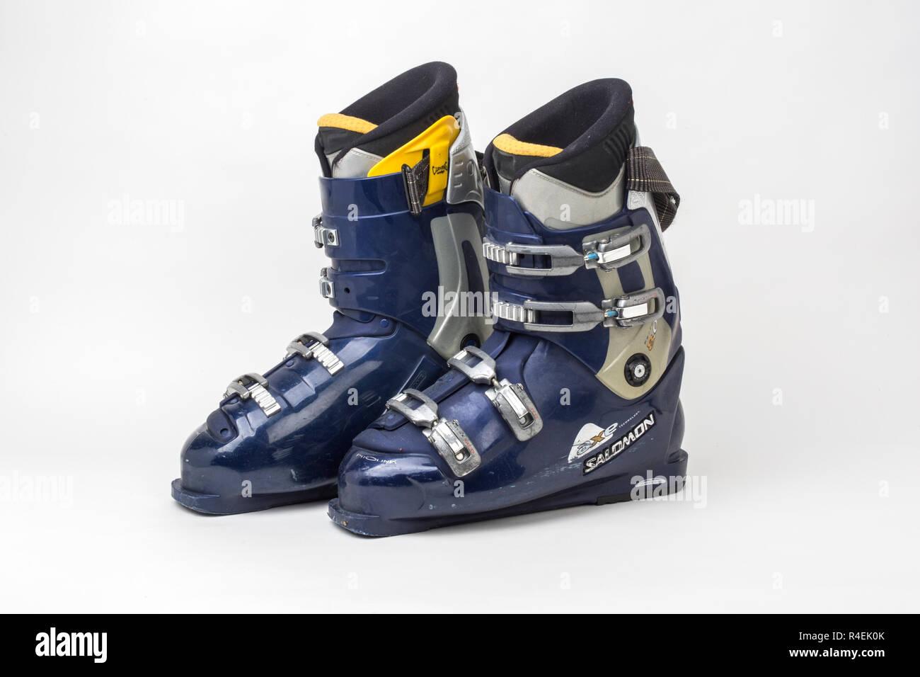 best sneakers 40730 45eeb Scarponi Da Sci Immagini & Scarponi Da Sci Fotos Stock - Alamy