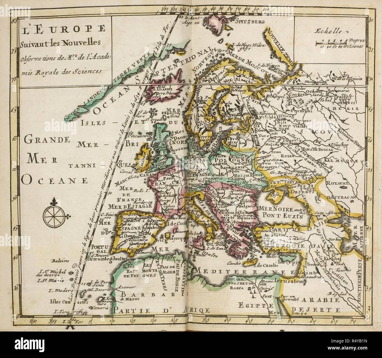 Cartina Europa 1700.Mappa Dell Europa 1700 Immagini Mappa Dell Europa 1700