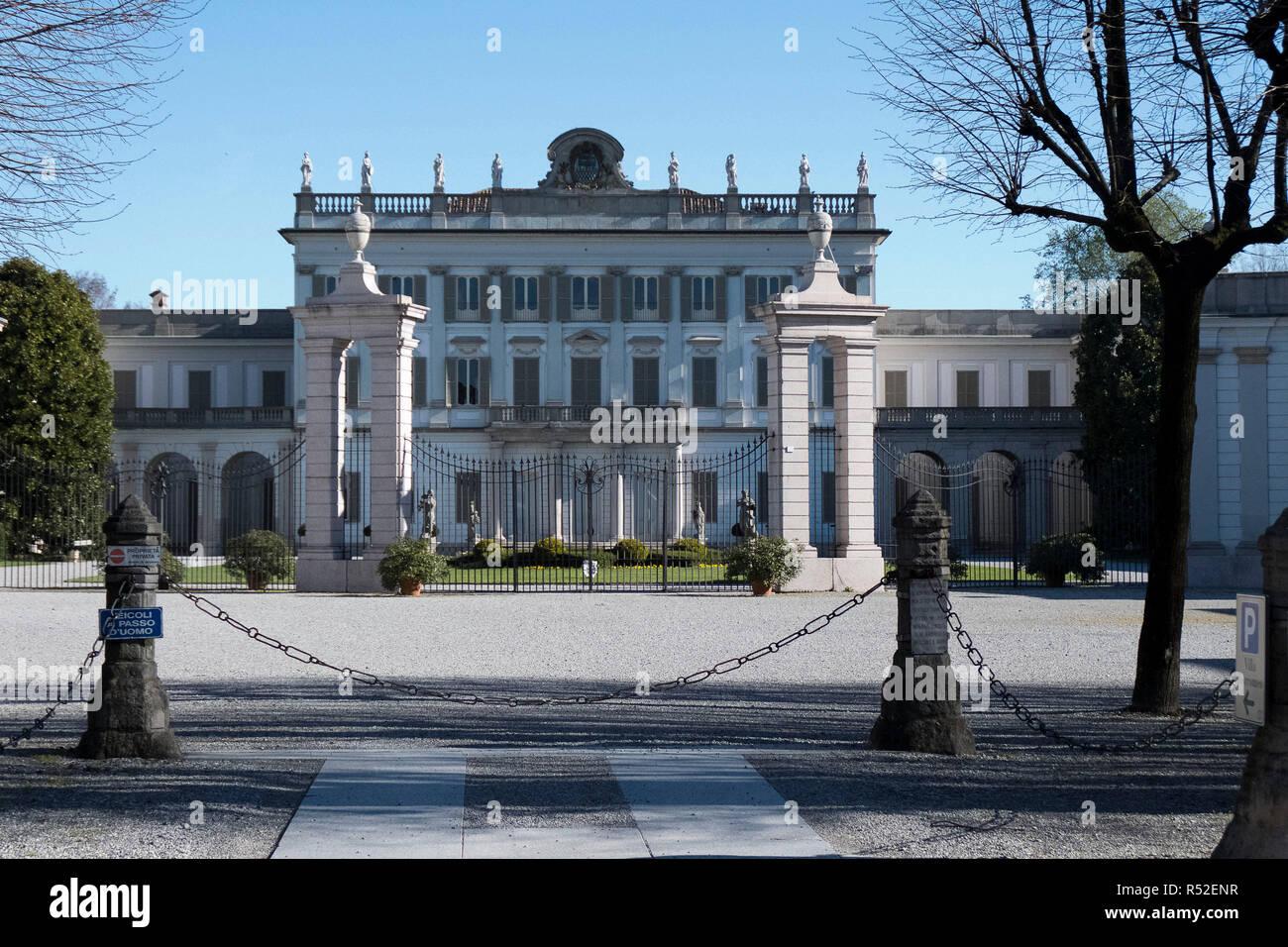 Villa borromeo immagini & villa borromeo fotos stock alamy