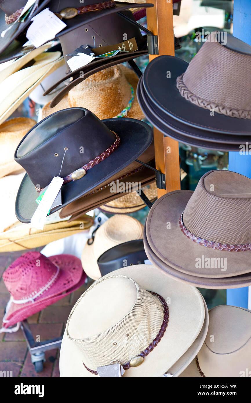 Episteme Australian cappelli, Airlie Beach, Queensland, Australia Immagini Stock