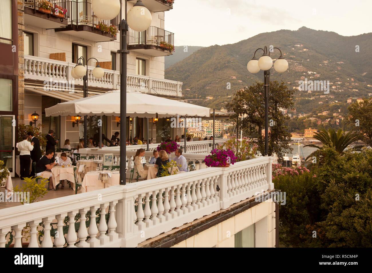 La Terrazza Dell Excelsior Palace Hotel Rapallo Riviera Di