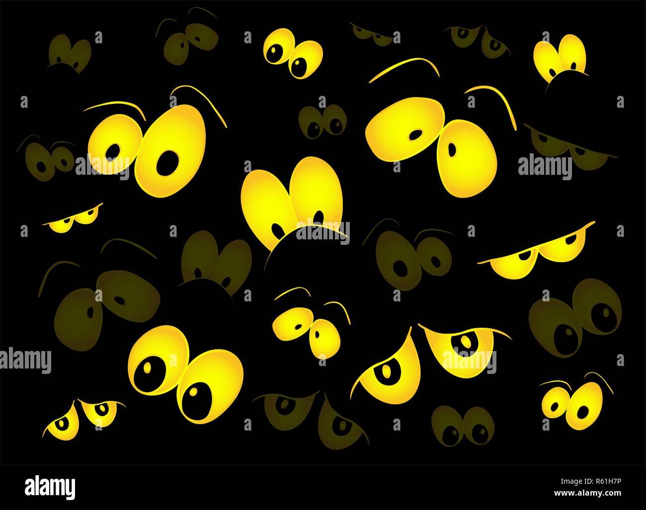 Cartoon Monster Mouth Immagini Cartoon Monster Mouth Fotos Stock