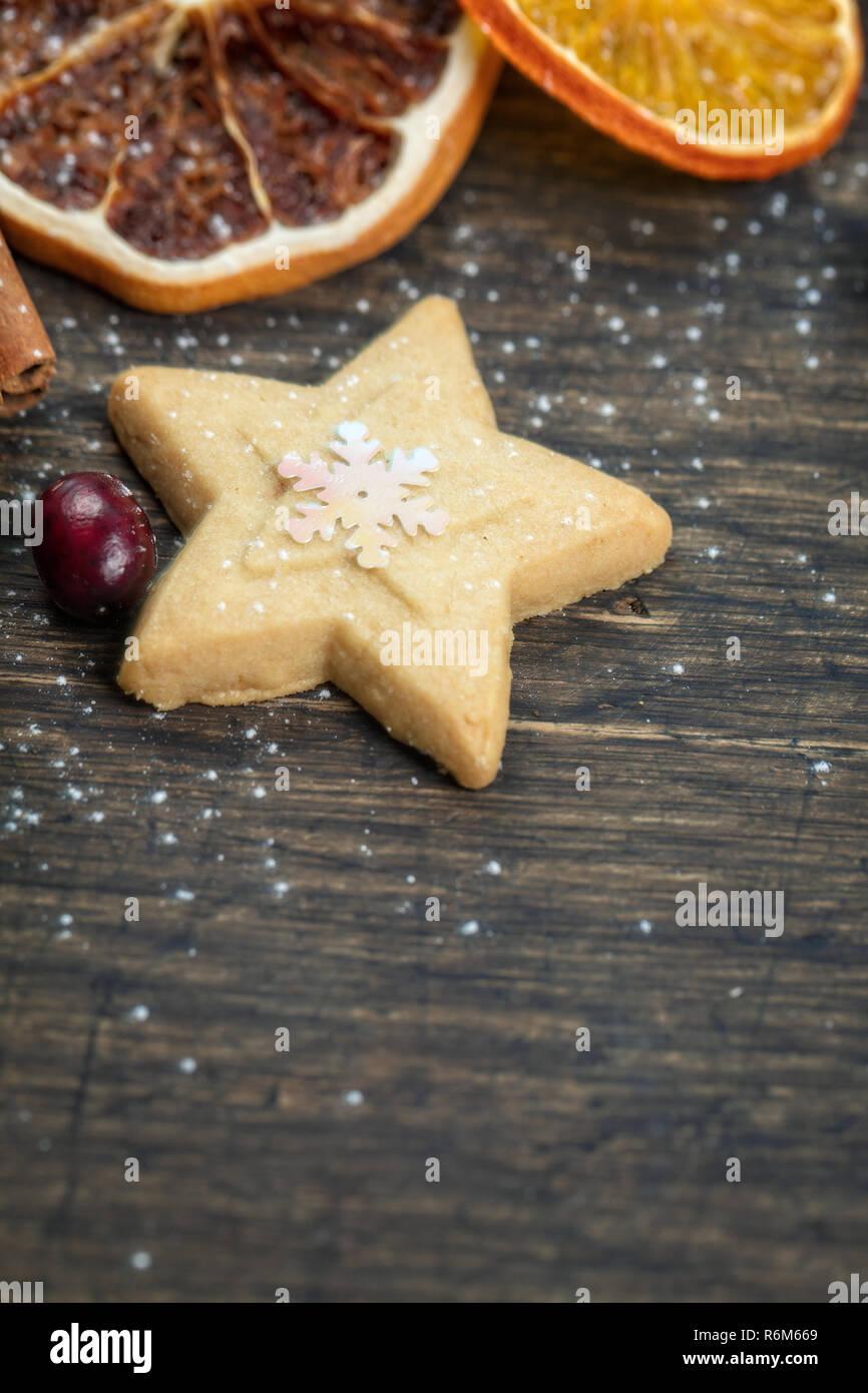 Albero Di Natale Fatto Con I Biscotti.Sfondo Di Natale Con Albero Di Natale Ramo Festosa Decorazione
