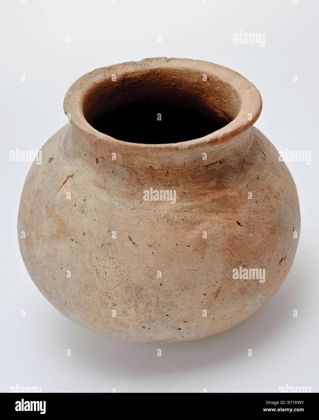Vaso Di Coccio.Vaso Di Terracotta Di Bruno Rosso Terracotta Sfera Vaso