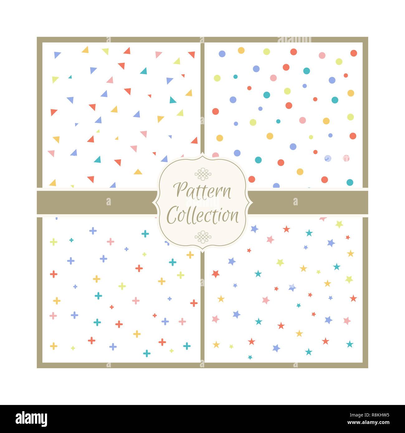 Abstract eleganti forme geometriche sfondo per il design. Vettore, illustrazione, eps10. Immagini Stock