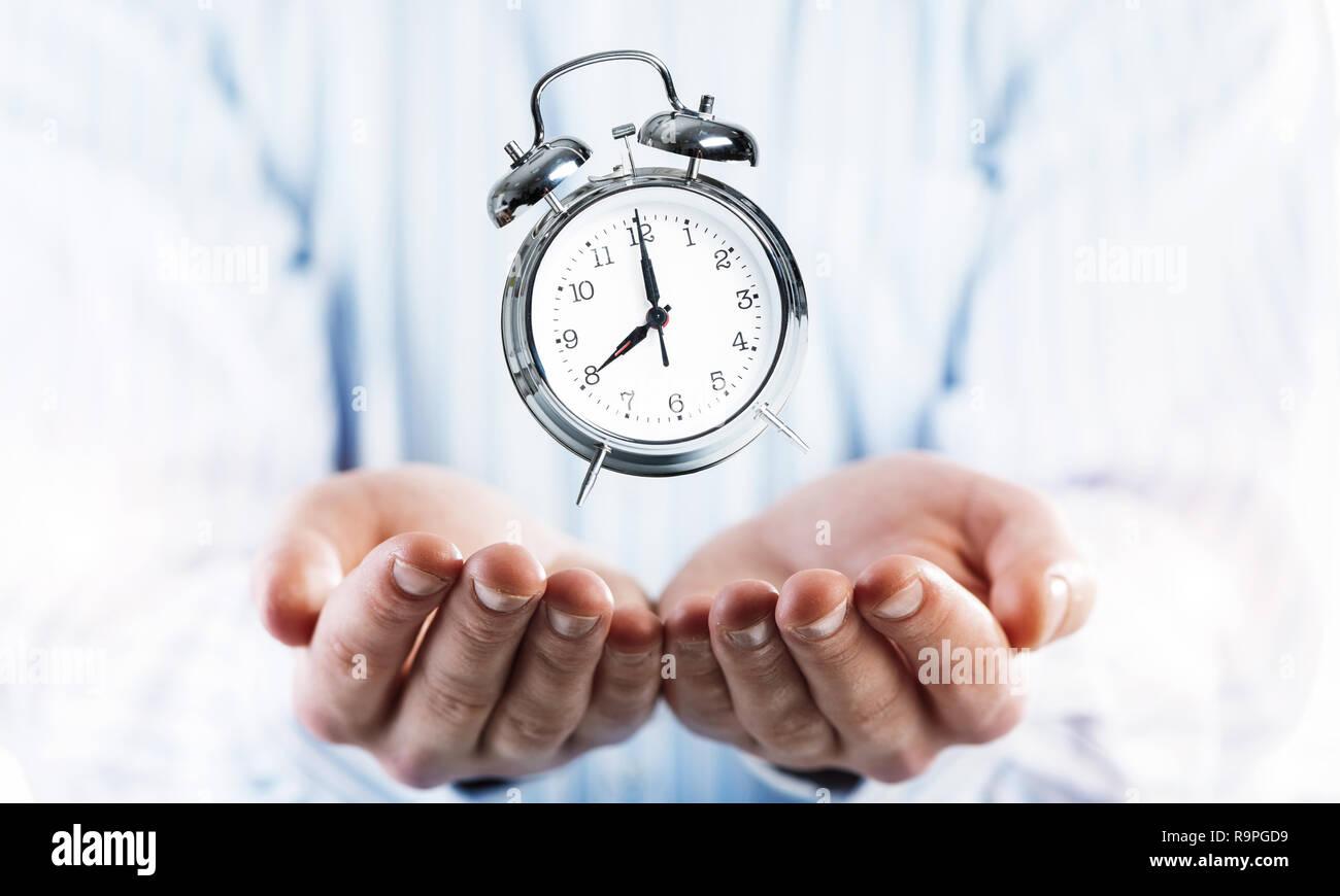 datazione lancette dellorologio
