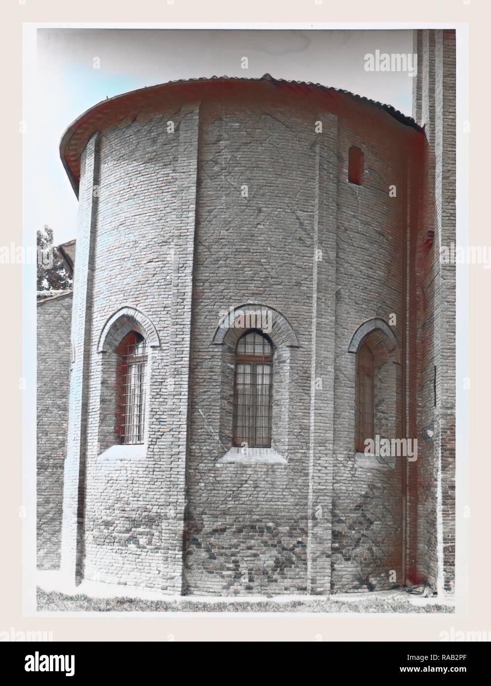 Emilia Romagna Ferrara Argenta S. Domenico, questa è la mia Italia, il paese italiano di storia visiva, post-medievale reinventato Immagini Stock