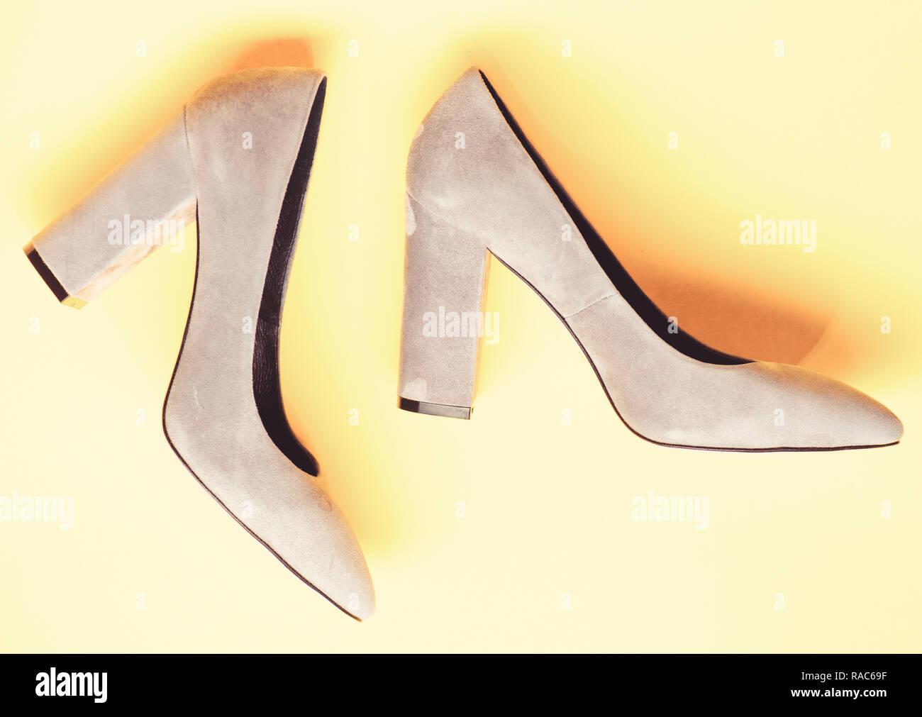 Scarpe Con I Tacchi Alti Scarpe Col Tacco Immagini e Fotos