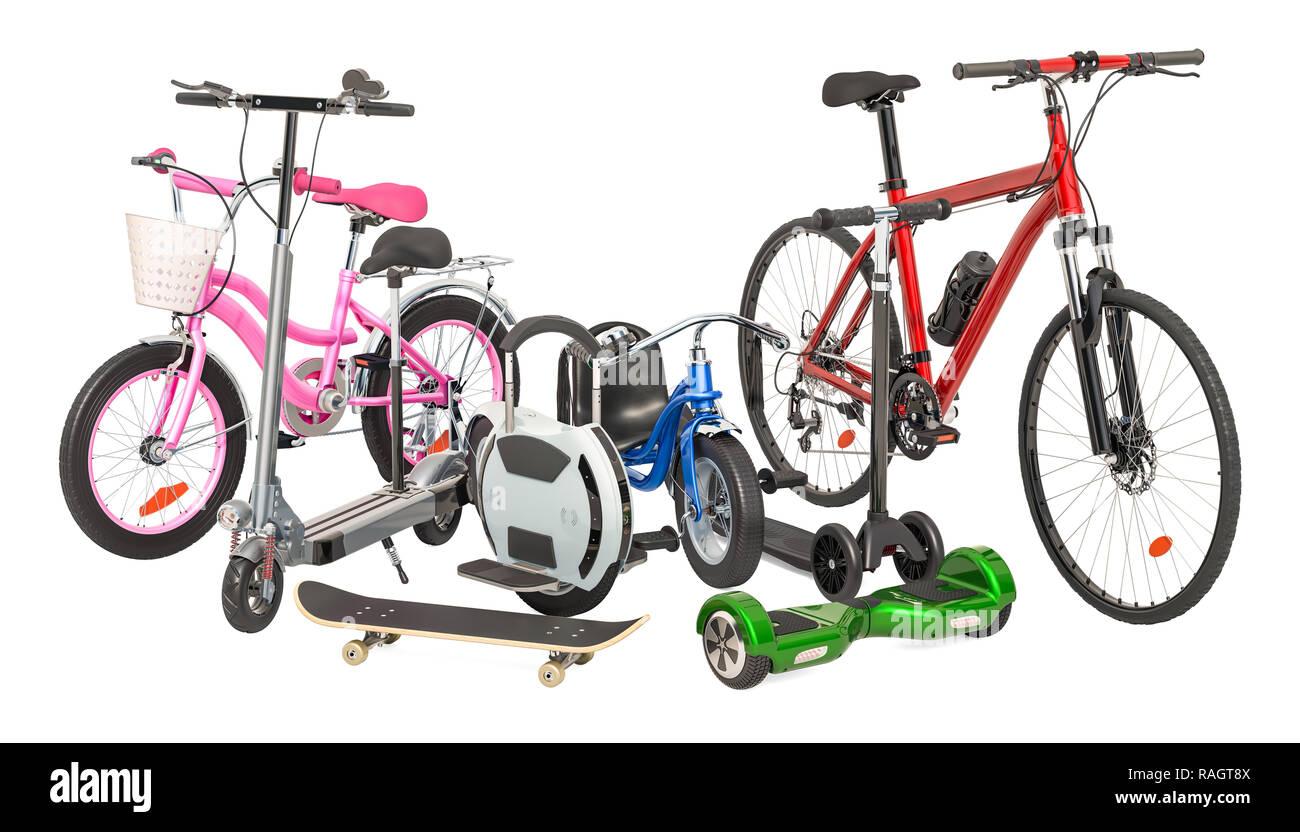 Bicicletta Triciclo Per Adulti Elettrico