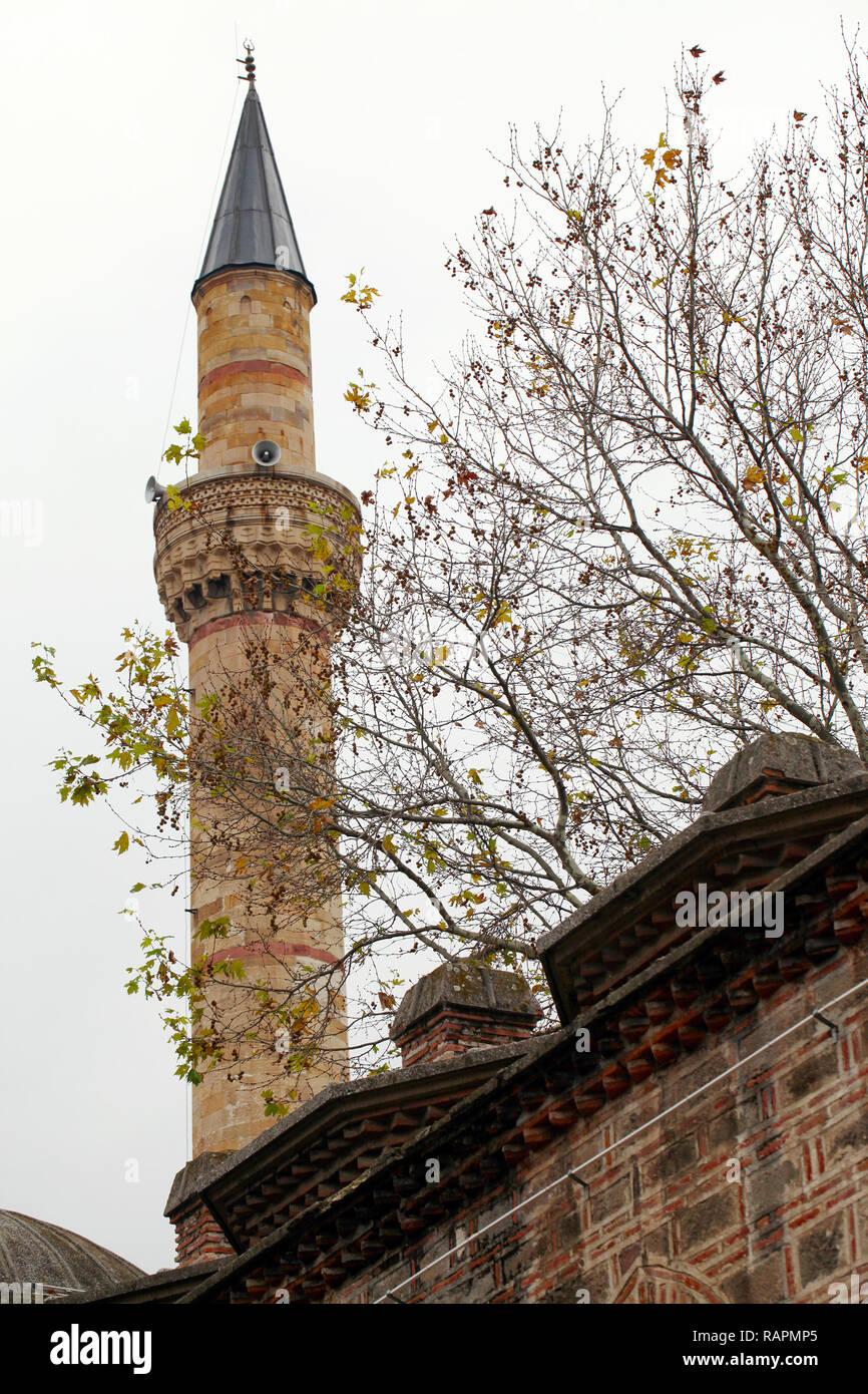 Islam Moschea Architettura in Turchia Medio Oriente edificio orientale Immagini Stock