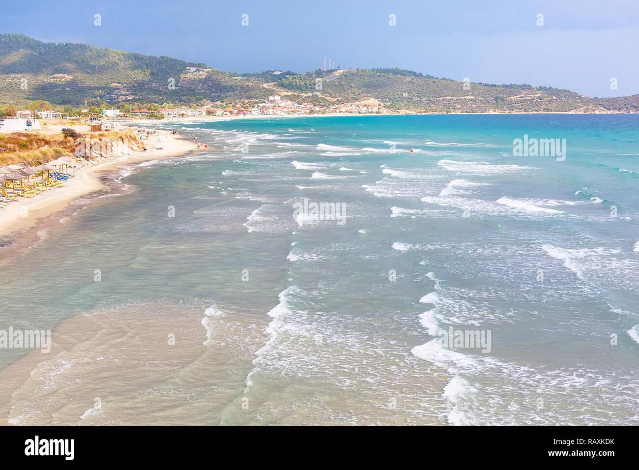 Free Download Sfondo Con Mare E Spiaggia Sfondo