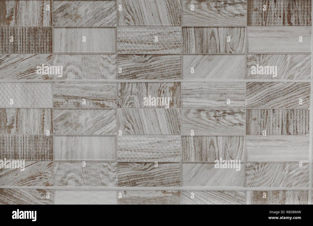È grigio piastrella ceramica texture per modello e background foto