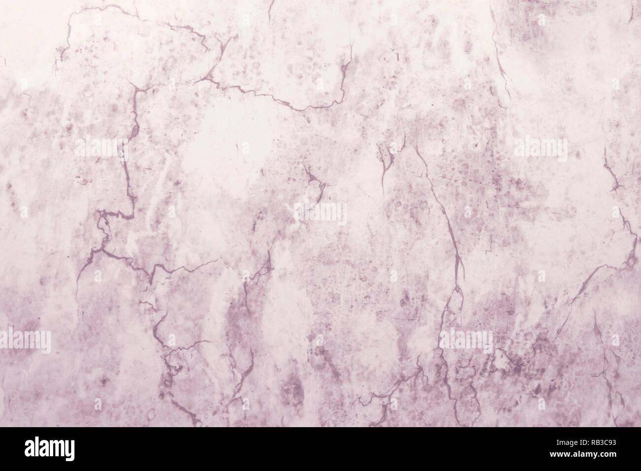 Bianco E Rosa Soft Texture Di Marmo Nel Modello Naturale Per Lo