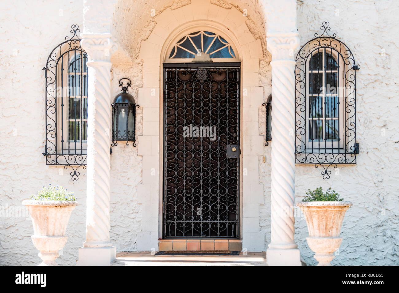 Ingresso Casa Esterno In Pietra lusso entrata moderna architettura della casa villa sulla