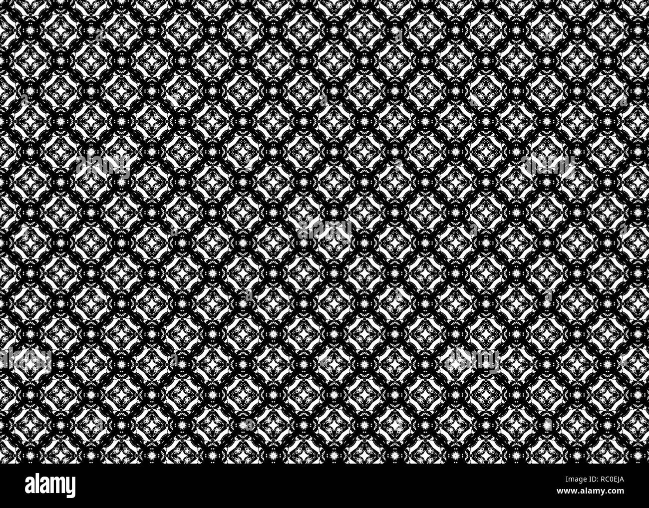 Abstract la configurazione di sfondo con forme geometriche. Il design moderno. Arabesque Immagini Stock