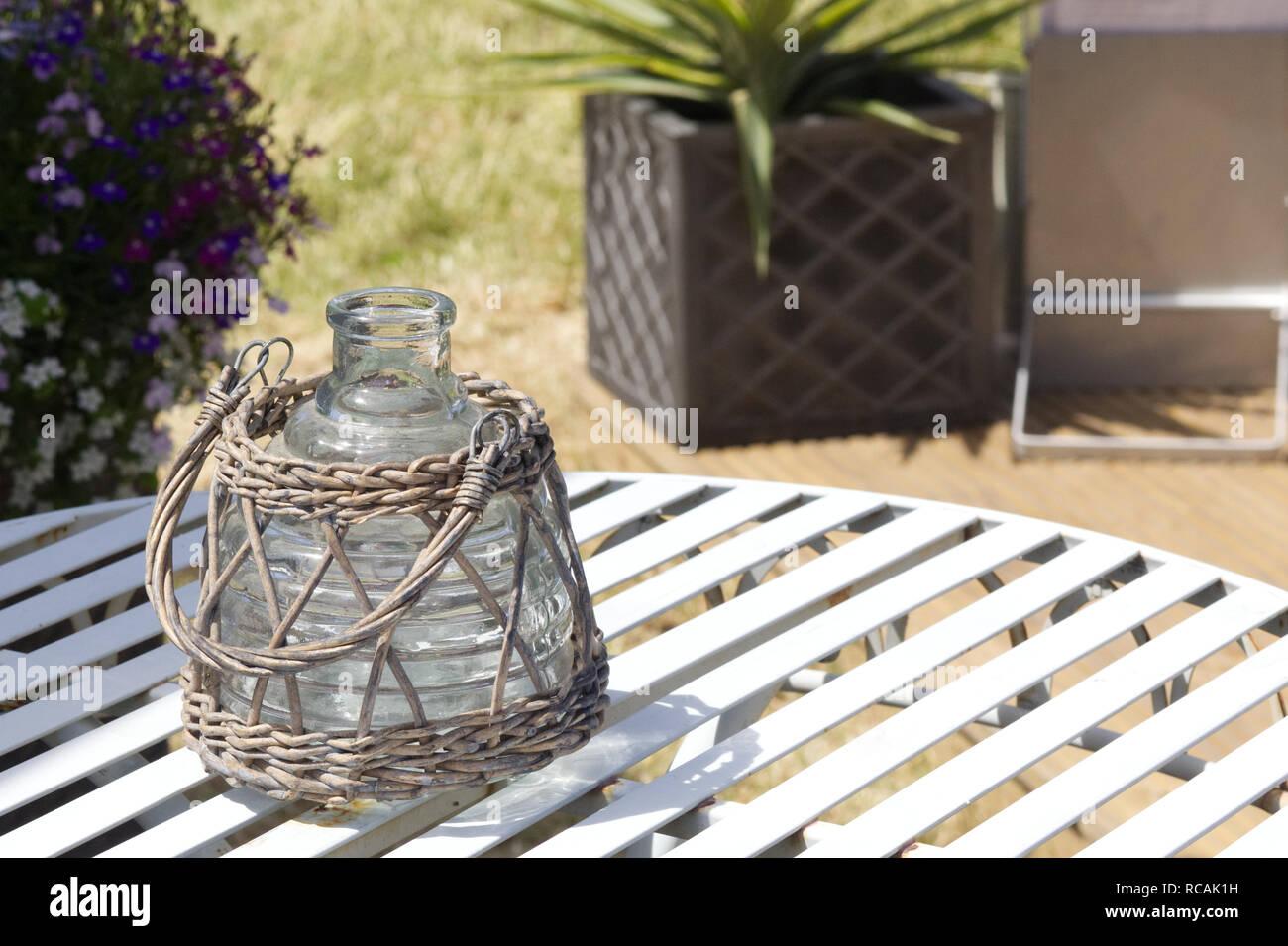 Portacandele Da Giardino : Portacandele in vetro immagini & portacandele in vetro fotos stock